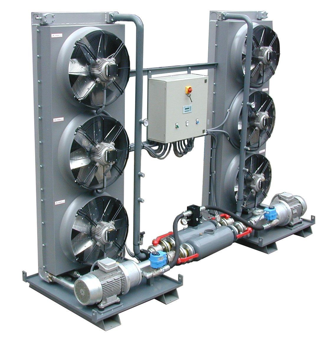 Scambiatore di calore ENEA plus - Complessivo HPP